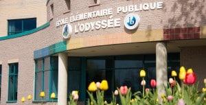 École élémentaire publique l'Odyssée